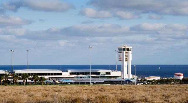 Lanzarote Airport (IATA: ACE) is the third airport in the Canary Islands.